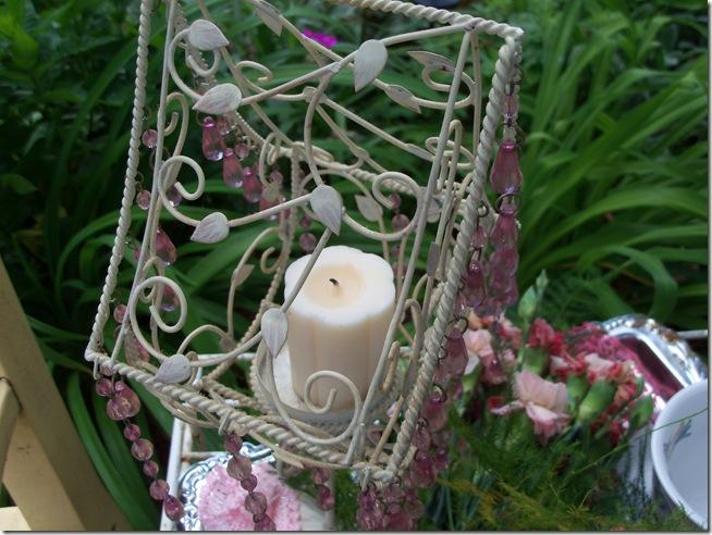 Carnation tea tray 003