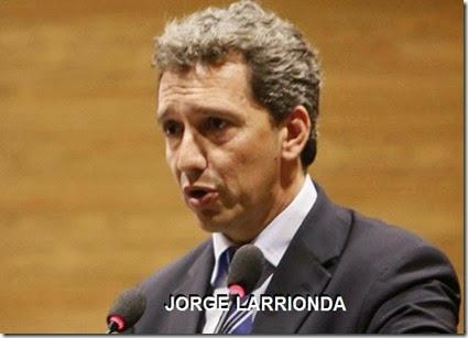 jORGE lARRIONDA