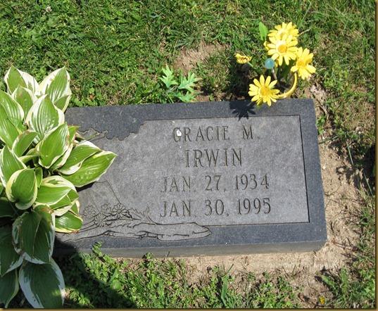 Gracie Mae (Wagers) Irwin
