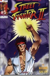 P00001 - Street Fighter II Manga #