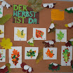 Óvodai rendezvények - Faliújságok ősszel