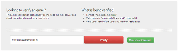 email-address-verifier