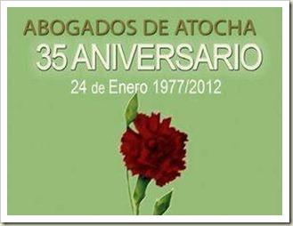 35 aniversario de los asesinatos de los abogados de Atocha
