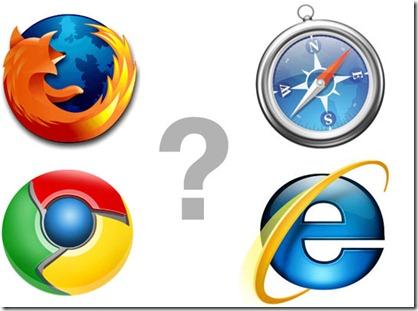 วิธีการตั้งค่าให้ Firefox, Intetnet Explorer หรือ Google Chrome เป็น Browser ตัวหลักของเครื่อง