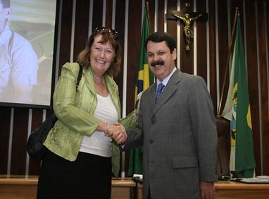 Visita da Embaixadora da Noroega. Ft.Moraes Neto (14)