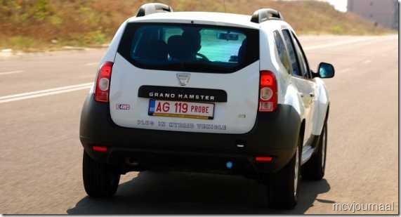 Dacia Duster Grand Hamster Hybride 12