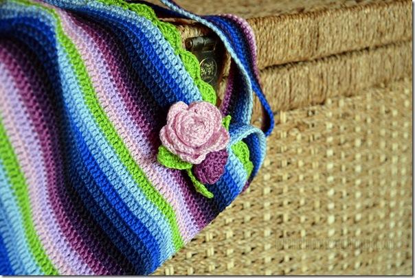 Crochet Bag für Gaby