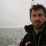 Winter training in Lorient