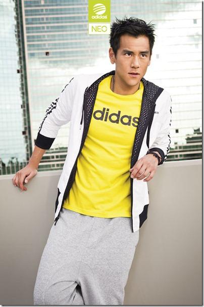adidas Neo Label 2013 X Eddie Peng 彭于晏 06