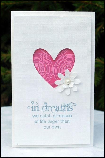 In dreams hjärta