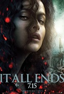 Helena Bonham Carter is Bellatrix Lestrange - Harry Potter and the Deathly Hallows part 2