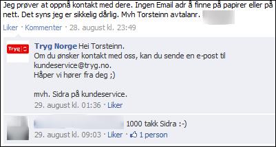 Tryg Norge