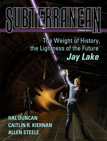 Jay Lake The Weight of History the Lightness of the Future