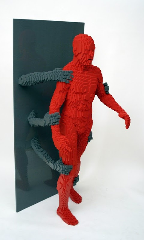escultura Legos 07
