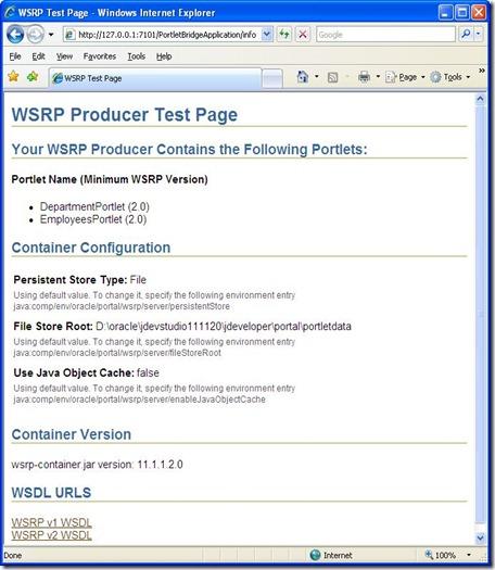 WSRPPortletProducer