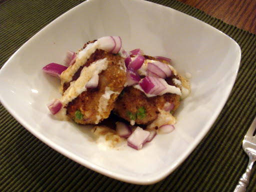 Jamie&#39;s Aloo Tikki