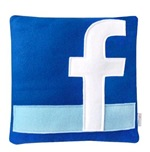 Facebook Cushion