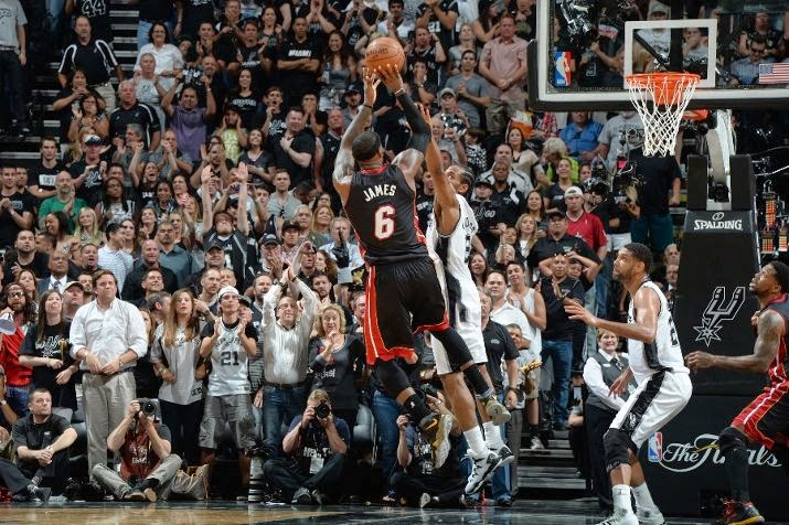 San Antonio Spurs Are Champions Again After Defeating ...