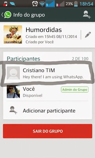 Como adicionar administradores a Grupo do Whatsapp?