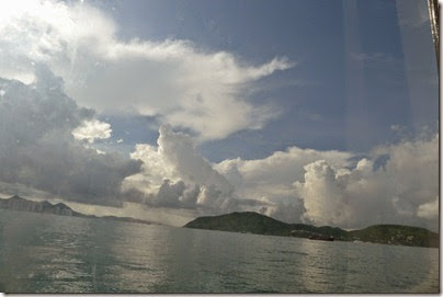 on my way to Lamma Island 南丫島
