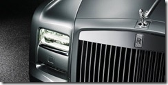 Rolls Royce Phantom Coupe Aviator bonnet