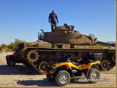 tank, atv