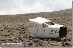 Acidente Aéreo no Kilimanjaro