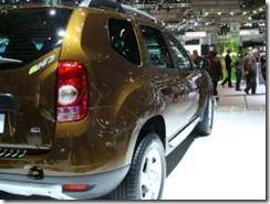 Dacia Duster Laureate 26