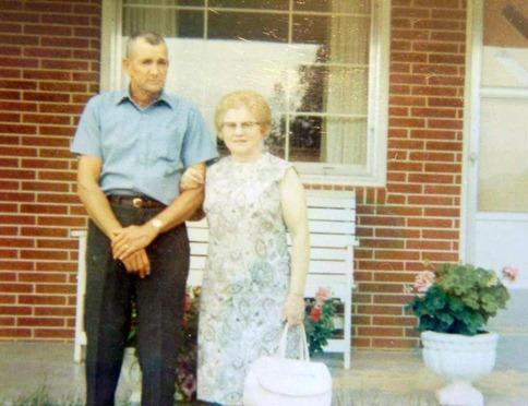 pa & granny c. 1960s?
