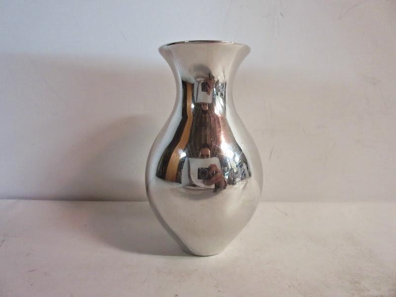Nambe Small Vase