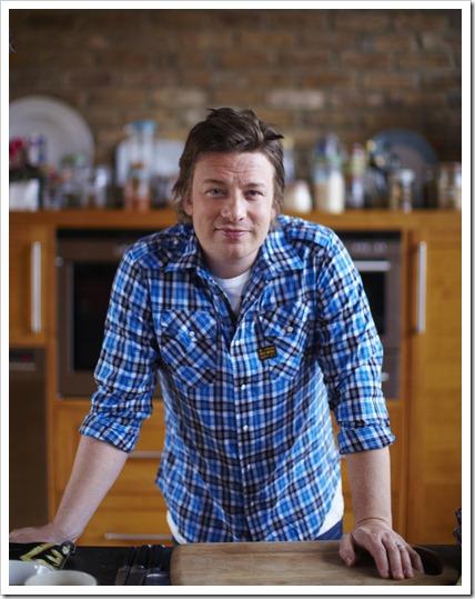 Jamie Oliver filozofia jedzenia