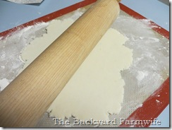 lefse - The Backyard Farmwife