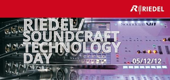 Riedel Soundcraft Open Day