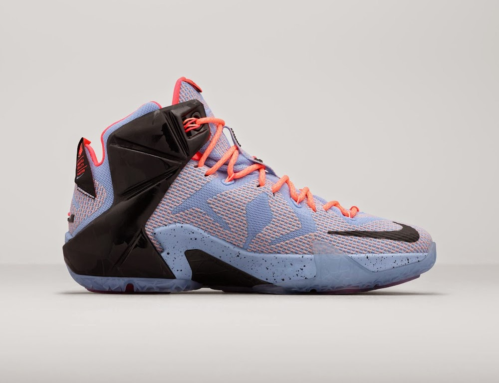 02f3ac6f13c ... Official Look at Nike LeBron 12 8220Easter8221 ...