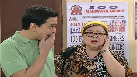 John Lloyd Cruz and Nanette Inventor - Home Sweetie Home