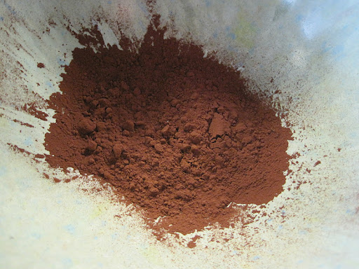 For the hot cocoa mix use deep, dark unsweetened cocoa powder.
