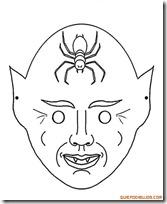 máscara diablo blogcolorear (1)