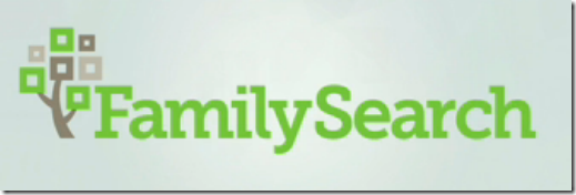 New FamilySearch Logo