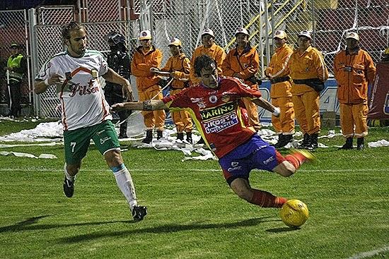 2010 Pasto Envigado Promo Molina