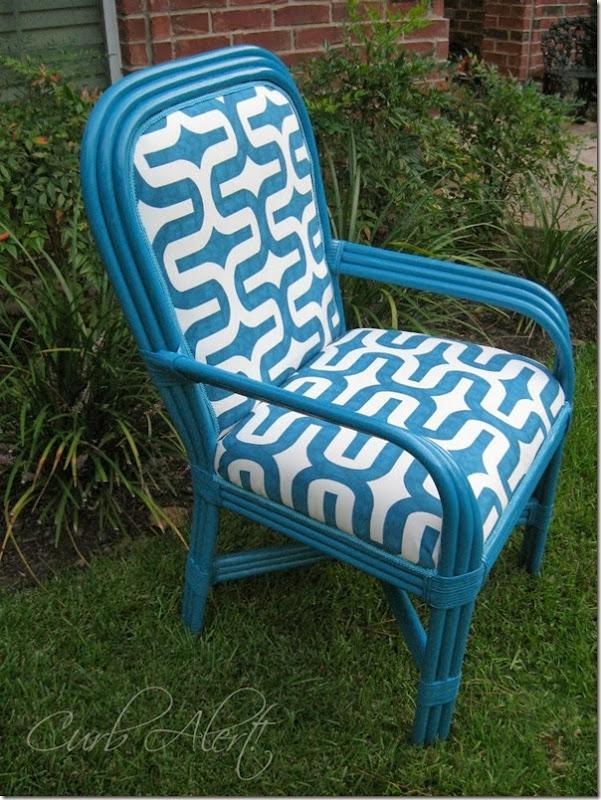 Blue Chair 8