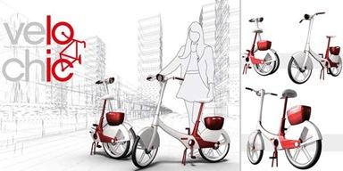 velo-chic-sepeda-futuristik