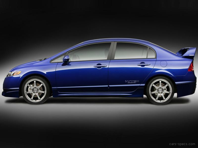 honda civic mugen  specifications pictures prices