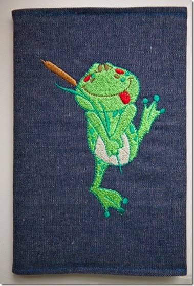 Froggie Notebook
