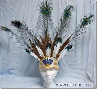 princesa azteca disfraz (2)