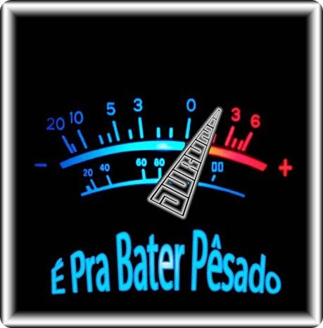JURUNA - E PRA BATER PESADO (capa)
