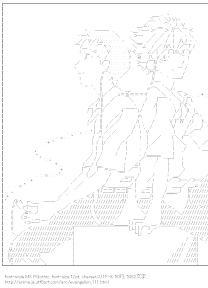 [AA]碇シンジ & 渚カヲル (エヴァンゲリオン)