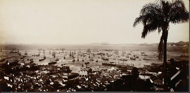 Rio de Janeiro, La Saude 1889