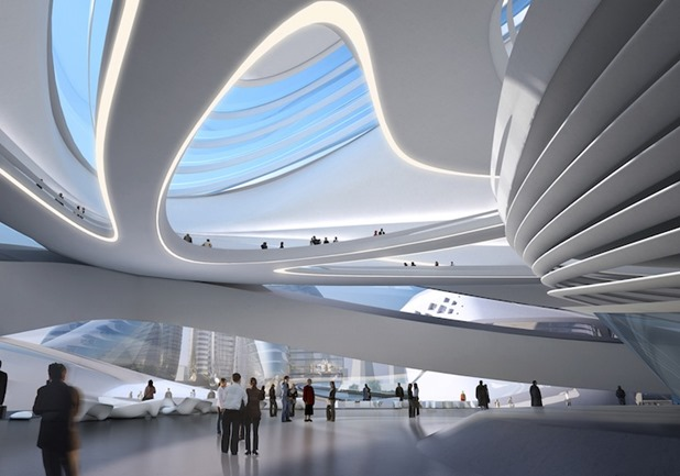changsha meixihu international culture & art centre by zaha hadid architects 8