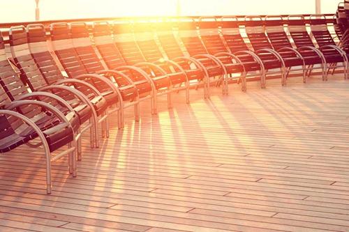 Sunlounger-Sunset