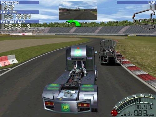 Juegos de Camiones Mercedes-Benz